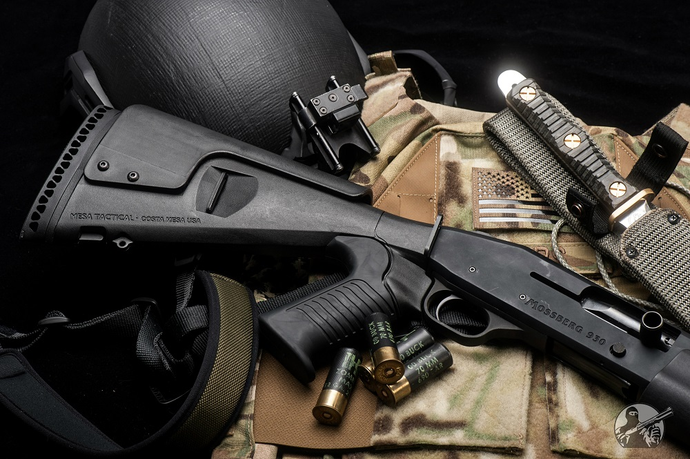 Now Shipping the Urbino® Pistol Grip Stock System for Mossberg 930